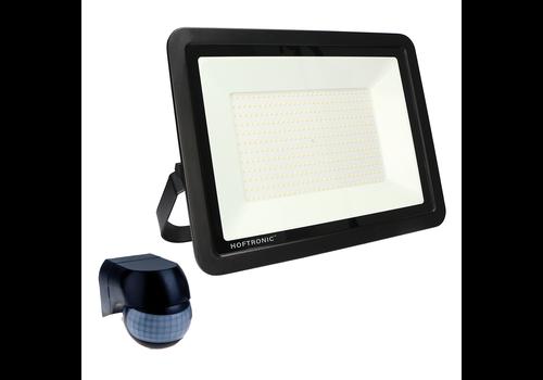 HOFTRONIC™ LED-Fluter mit Dämmerungsschalter 200 Watt 4000K Osram IP65 ersetzt 1800 Watt