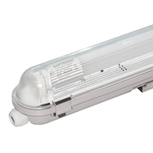 HOFTRONIC™ 10x LED TL armatuur IP65 120 cm 4000K incl. 18W LED buis
