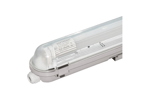 HOFTRONIC™ LED fixture IP65 6000K 120 cm incl. 18 Watt LED tube