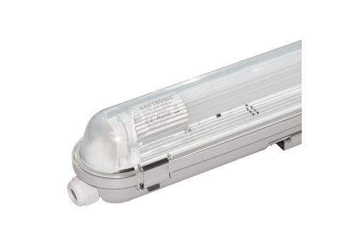 HOFTRONIC™ 6x LED fixture IP65 6000K 120 cm incl. 18 Watt LED tube