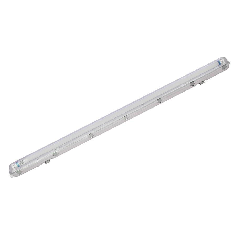 10-pack LED TL armaturen 120 cm IP65 incl. 18W LED buizen 6000K 2520lm