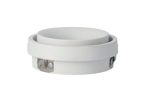 HOFTRONIC™ Bezel ceiling spots Esto White IP20