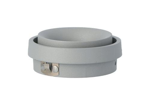HOFTRONIC™ Bezel ceiling spots Esto Grey IP20