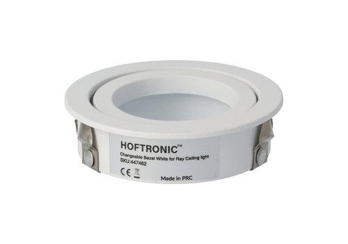 HOFTRONIC™ Afdekring plafondspots Ray Wit IP20
