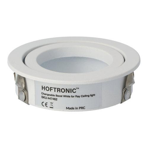 HOFTRONIC™ Bezel ceiling spots Ray White IP20
