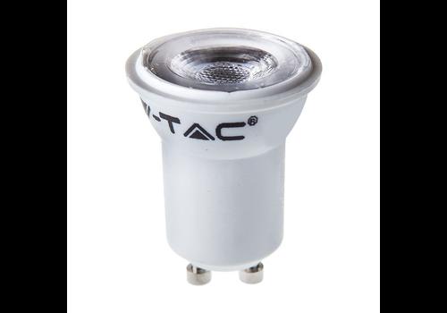 V-TAC Set van 6 GU10 LED lamp 2 Watt 3000K Samsung Chip (vervangt 15W)