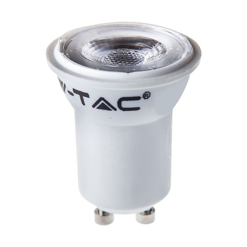 V-TAC Set of 6 GU10 LED Bulbs 2 Watt 3000K Samsung Chip (replaces 15W)