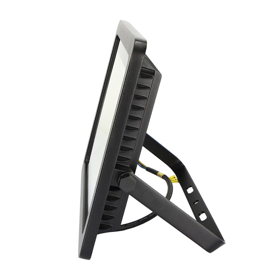 LED Floodlight with motion sensor and twilight switch 150 Watt 6400K Osram IP65 replaces 1350 Watt