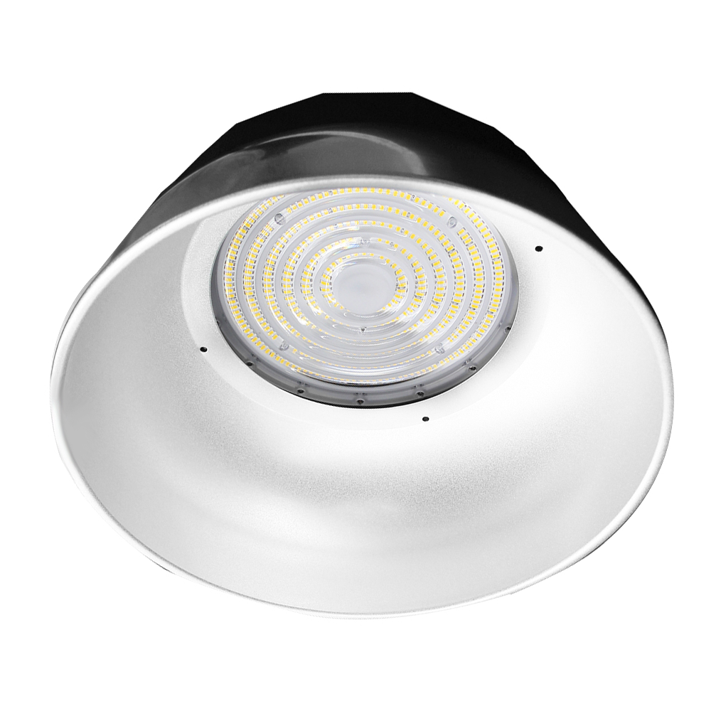 LED High bay 90W IP65 Dimbaar 5700K 190lm/W met reflector Hoftronic Powered 5 jaar garantie