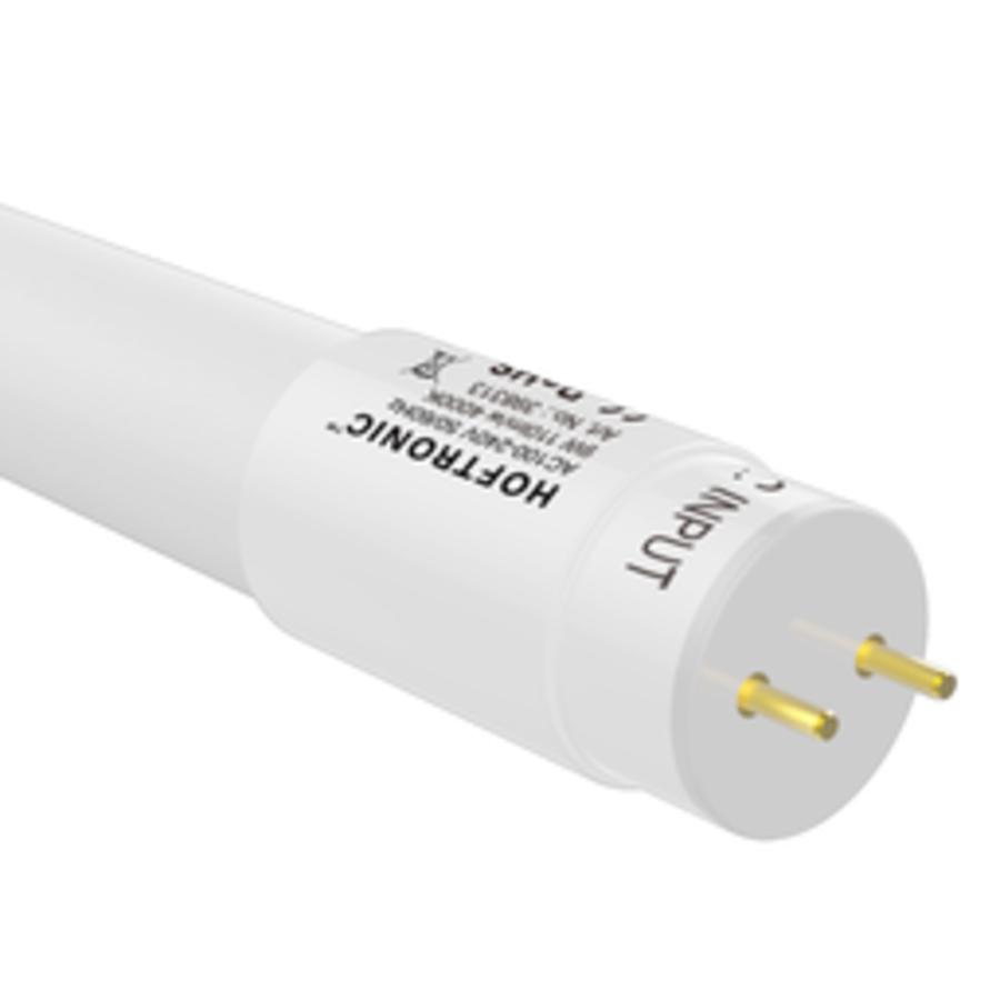 IP20 LED TL armatuur 60 cm incl. 2x9W 1980lm 4000K 110lm/W LED buis
