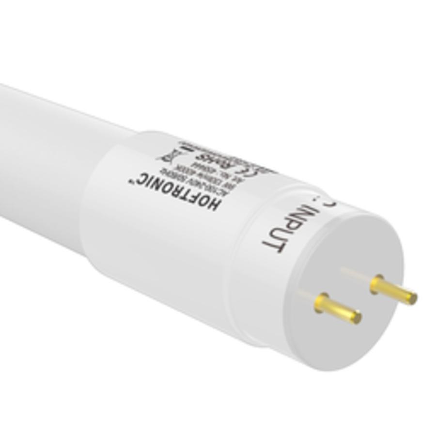 IP20 LED TL armatuur 60 cm incl. 2x9W 2340lm 6000K 130lm/W LED buis