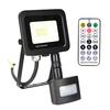 HOFTRONIC™ LED Breedstraler met schemerschakelaar 10 Watt 4000K Osram IP65 vervangt 90 Watt