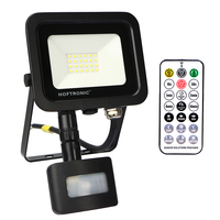 LED Breedstraler met schemerschakelaar 20 Watt 6400K Osram IP65 vervangt 180 Watt
