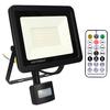 HOFTRONIC™ LED Floodlight with twilight switch 50 Watt 4000K Osram IP65 replaces 450 Watt