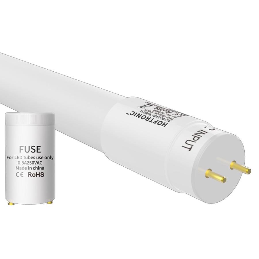 10x LED T8 TL buis 120 cm 18 Watt 2340lm 3000K Flikkervrij 130lm/W
