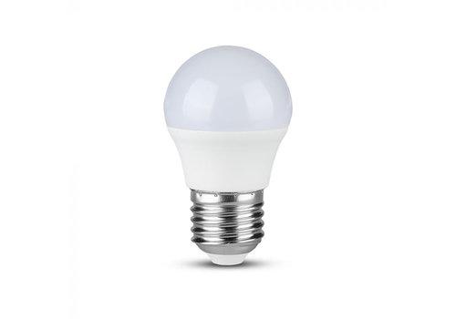 V-TAC LED Lamp met Samsung chip 7 Watt E27 G45 Plastic