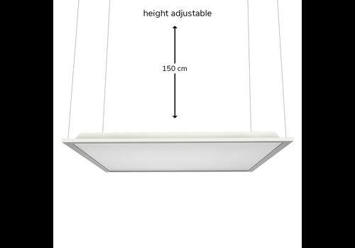 HOFTRONIC™ LED Paneel ophangsysteem voor 60x60 en 30x120 LED Panelen (125lm/W)