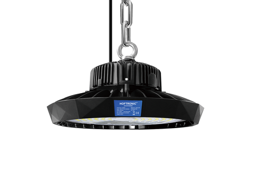 HOFTRONIC™ LED High bay 90W 60° IP65 Dimbaar 5700K 190lm/W Hoftronic™ Powered 5 jaar garantie