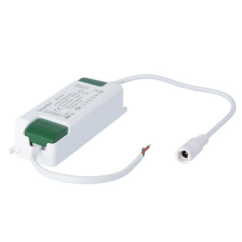 HOFTRONIC™ Flikkervrije LED Transformator t.b.v. Hoftronic 36W LED Paneel (125lm/W) niet dimbaar