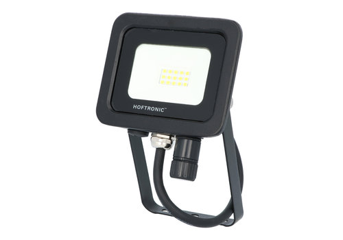 HOFTRONIC™ LED Breedstraler 10 Watt 4000K Osram IP65 vervangt 90 Watt 5 jaar garantie