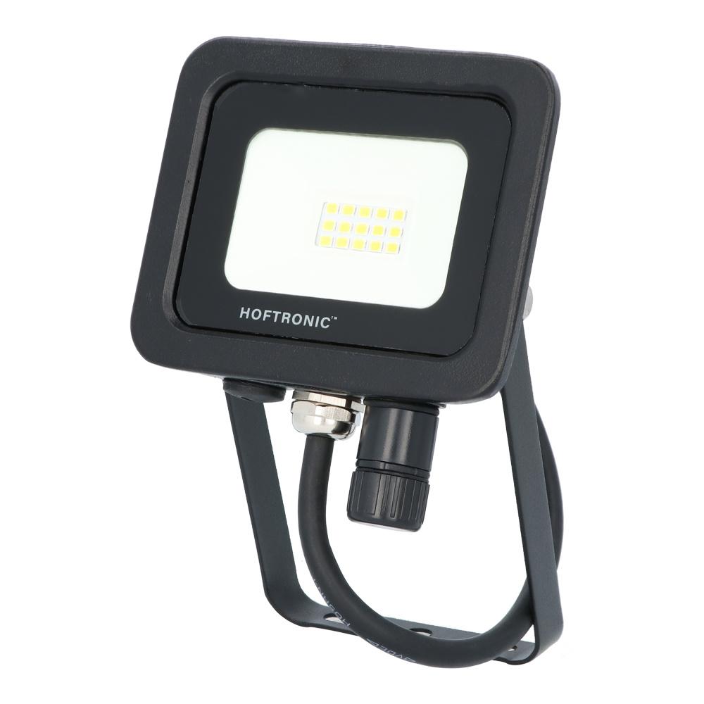 LED Breedstraler 10 Watt 6400K Osram IP65 vervangt 90 Watt 5 jaar garantie