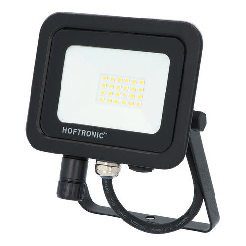HOFTRONIC™ LED Floodlight 20 Watt 6400K Osram IP65 replaces 180 Watt 5 year warranty