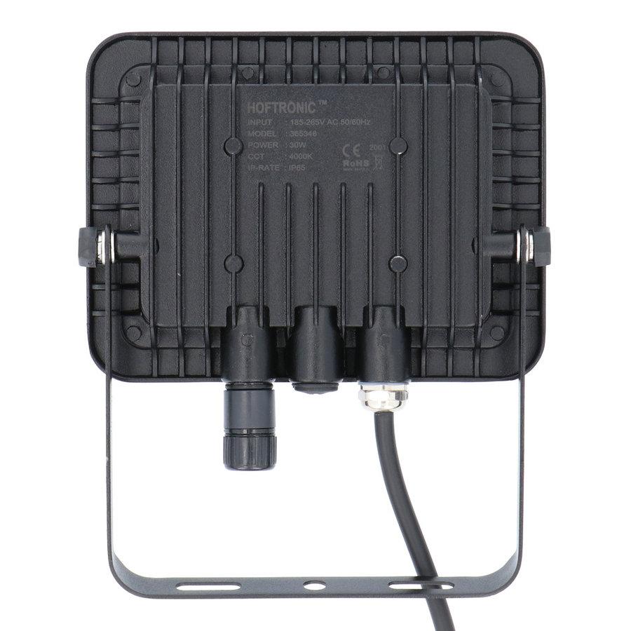 LED Breedstraler 30 Watt 4000K Osram IP65 vervangt 270 Watt 5 jaar garantie