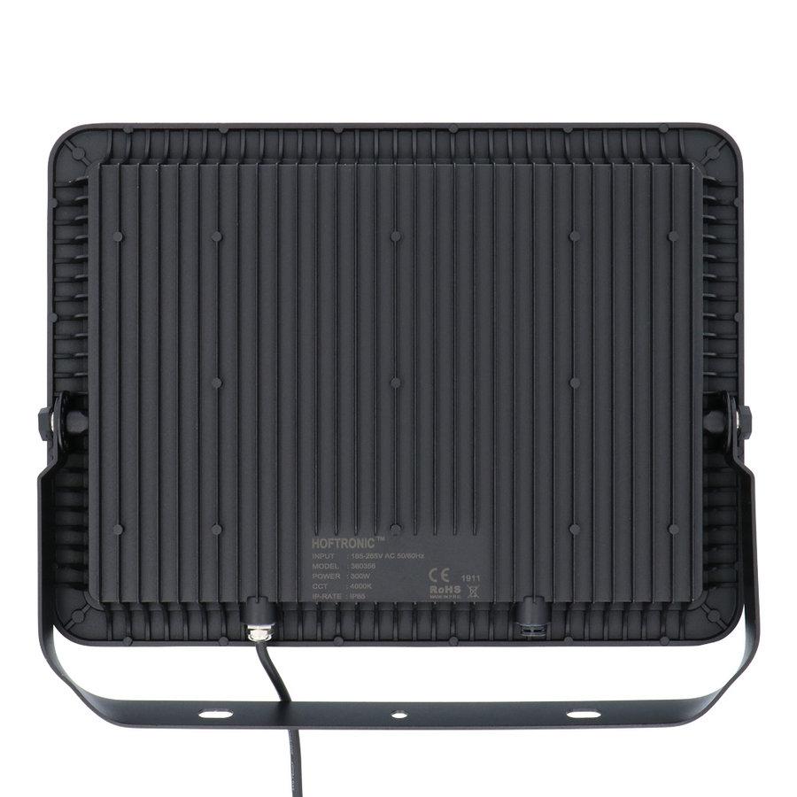 LED Breedstraler 300 Watt 4000K Osram IP65 vervangt 2500 Watt 5 jaar garantie