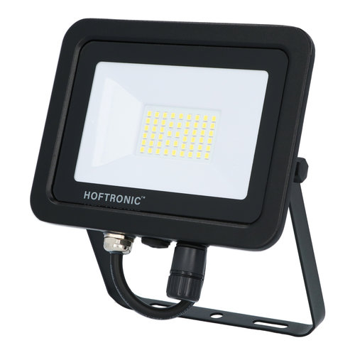 HOFTRONIC™ LED Breedstraler 30 Watt 4000K Osram IP65 vervangt 270 Watt 5 jaar garantie