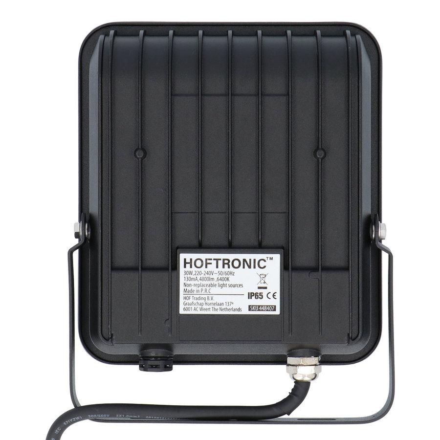 LED Breedstraler 30 Watt 160lm/W IP65 6400K 5 jaar garantie