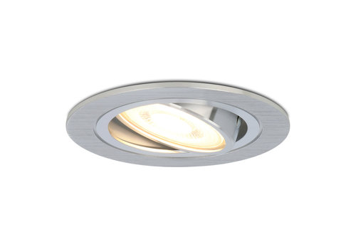 HOFTRONIC™ Dimbare LED inbouwspot Chandler 5 Watt 2700K warm wit Kantelbaar