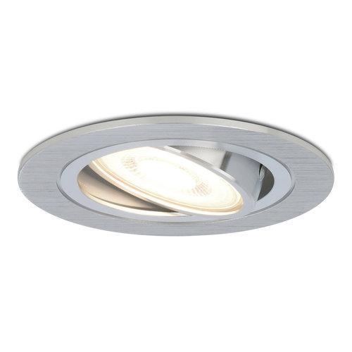 HOFTRONIC™ Dimmable LED downlight Chandler 5 Watt 4000K neutral white tiltable