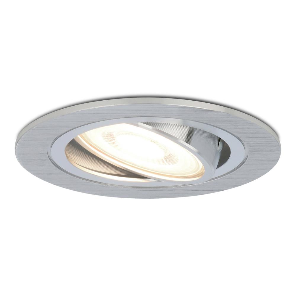 Dimbare LED inbouwspot Chandler 5 Watt 4000K neutraal wit Kantelbaar