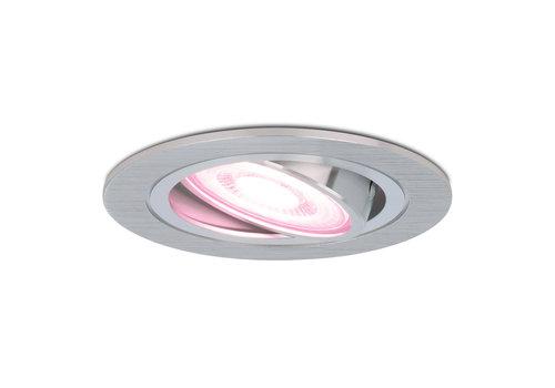 Homeylux Smart WiFi LED recessed spotlight Chandler RGBWW tiltable IP20