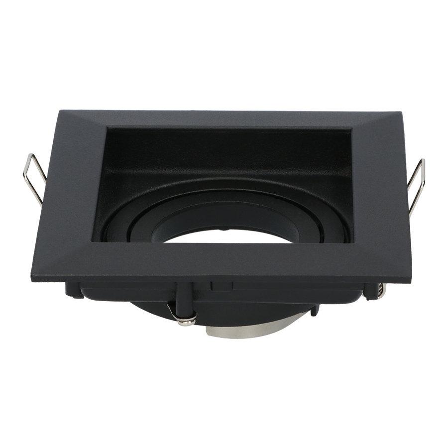 Durham IP20 GU10 armatuur zwart