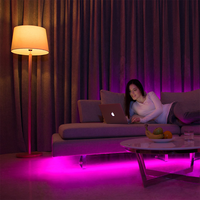 Smart LED Strip Wifi RGBWW 5 meter IP65 incl. App & RF Remote Control