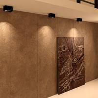 Dimbare LED opbouw plafondspot Esto Zwart 2 lichts kantelbaar incl. 2x GU10 spot 5W 2700K