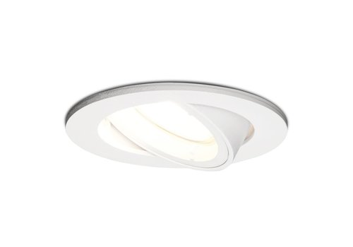 HOFTRONIC™ Dimbare LED inbouwspot Dublin 5 Watt wit kantelbaar 6000K