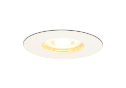 HOFTRONIC™ Dimbare LED inbouwspot Bari wit GU10 5 Watt 2700K IP65 spatwaterdicht