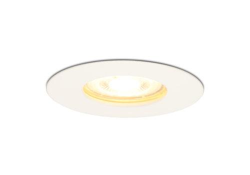 HOFTRONIC™ Dimmable LED spotlight Bari white GU10 4.2 Watt 2700K IP65 splashproof