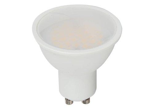 V-TAC GU10 LED lamp 5 Watt 4000K 110°