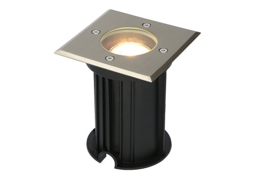 HOFTRONIC™ Ramsay dimmable LED ground spotlight stainless steel 5W 2700K IP67