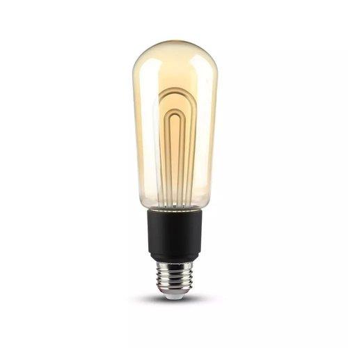 V-TAC LED Lamp vintage 5 Watt E27 T60 2200K
