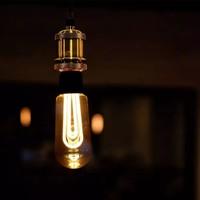 LED Filament lamp Sal 5 Watt E27 T60 2200K