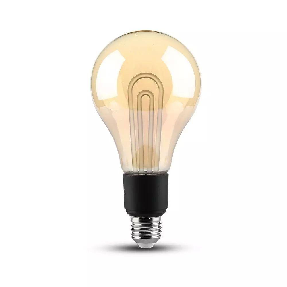 LED Lamp vintage 5 Watt E27 G100 2200K