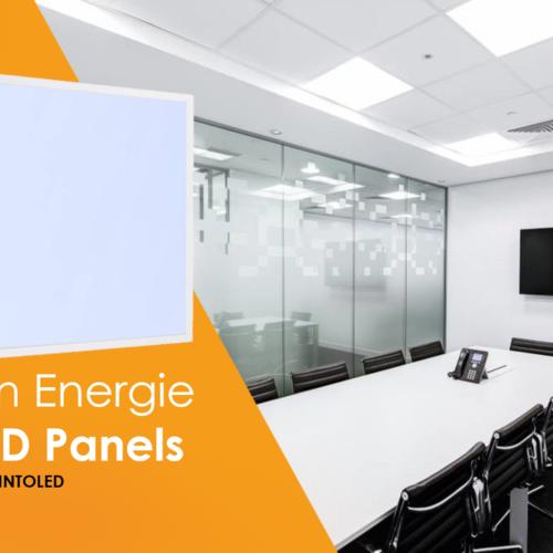 Warum LED Panels wählen?