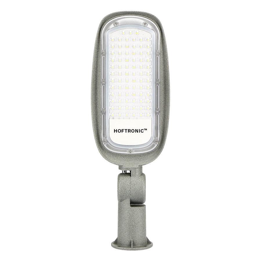 LED Straatlamp 50 Watt 5500lm 6400K IP65 uitgevoerd met Lumileds 5 jaar garantie