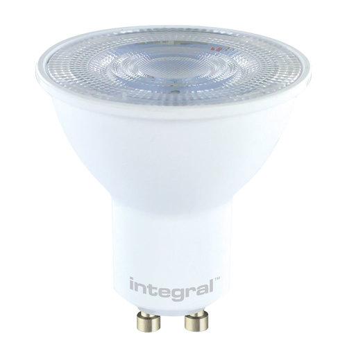 Integral GU10 LED spot 4.2 Watt Dimmable 2700K warm white (replaces 50W)