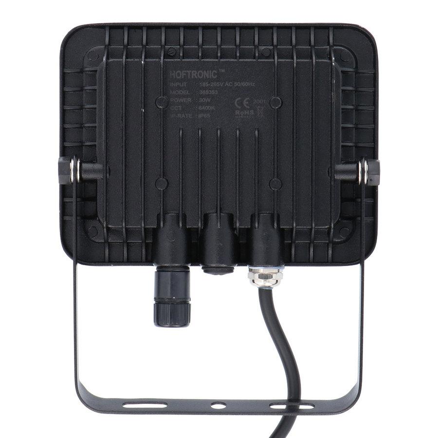 LED Breedstraler 30 Watt 6400K Osram IP65 vervangt 270 Watt 5 jaar garantie V2