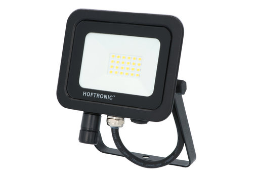HOFTRONIC™ LED Floodlight 20 Watt 4000K Osram IP65 replaces 180 Watt 5 year warranty V2